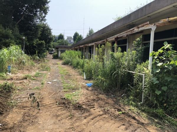 松戸市老人ホーム解体
